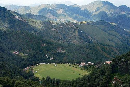 Annandale ground