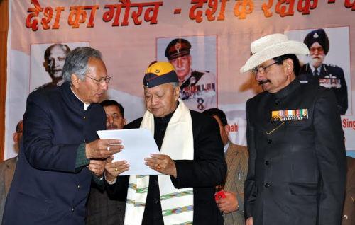 Maj. Vijay Singh Mankotia