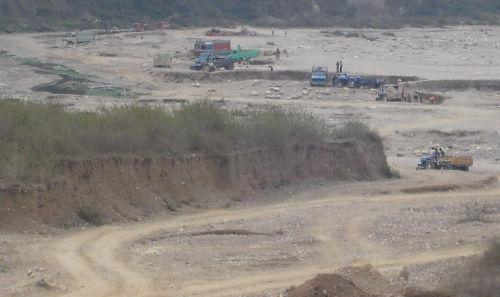 illegal mining in himachal