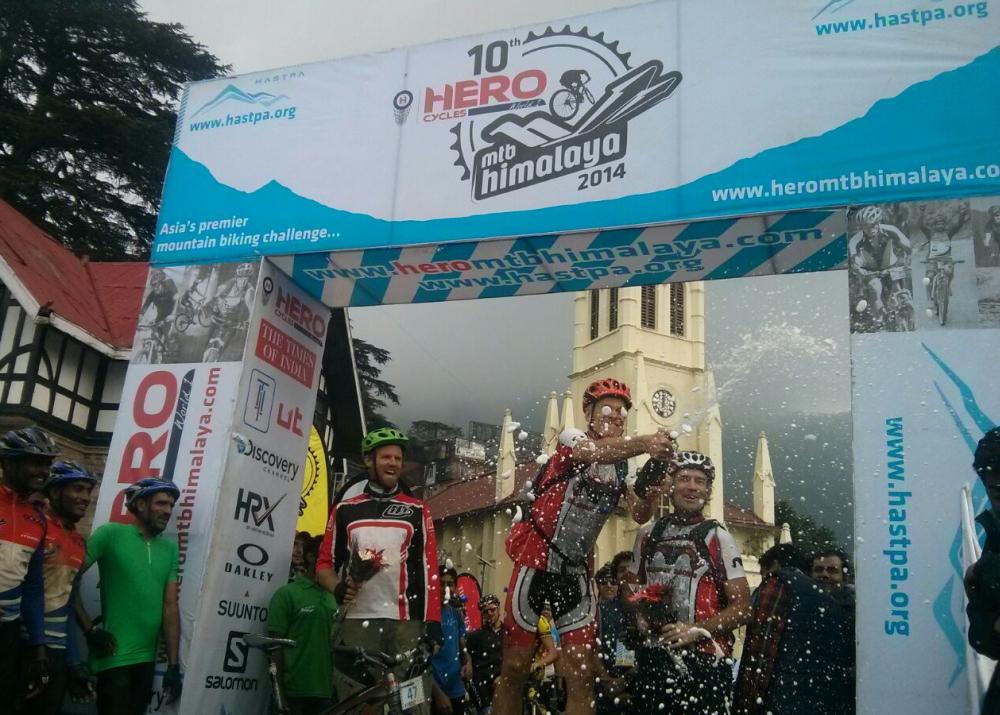 10th Hero MTB Himalaya
