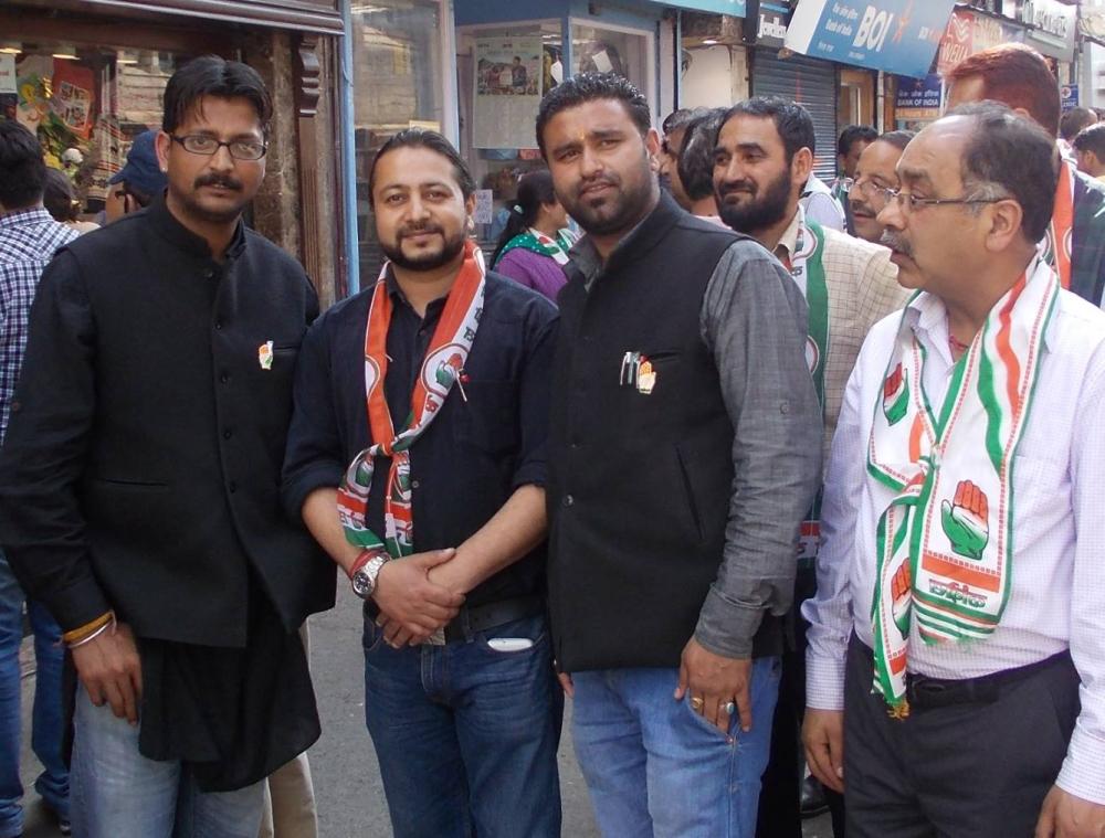 Shimla Congress