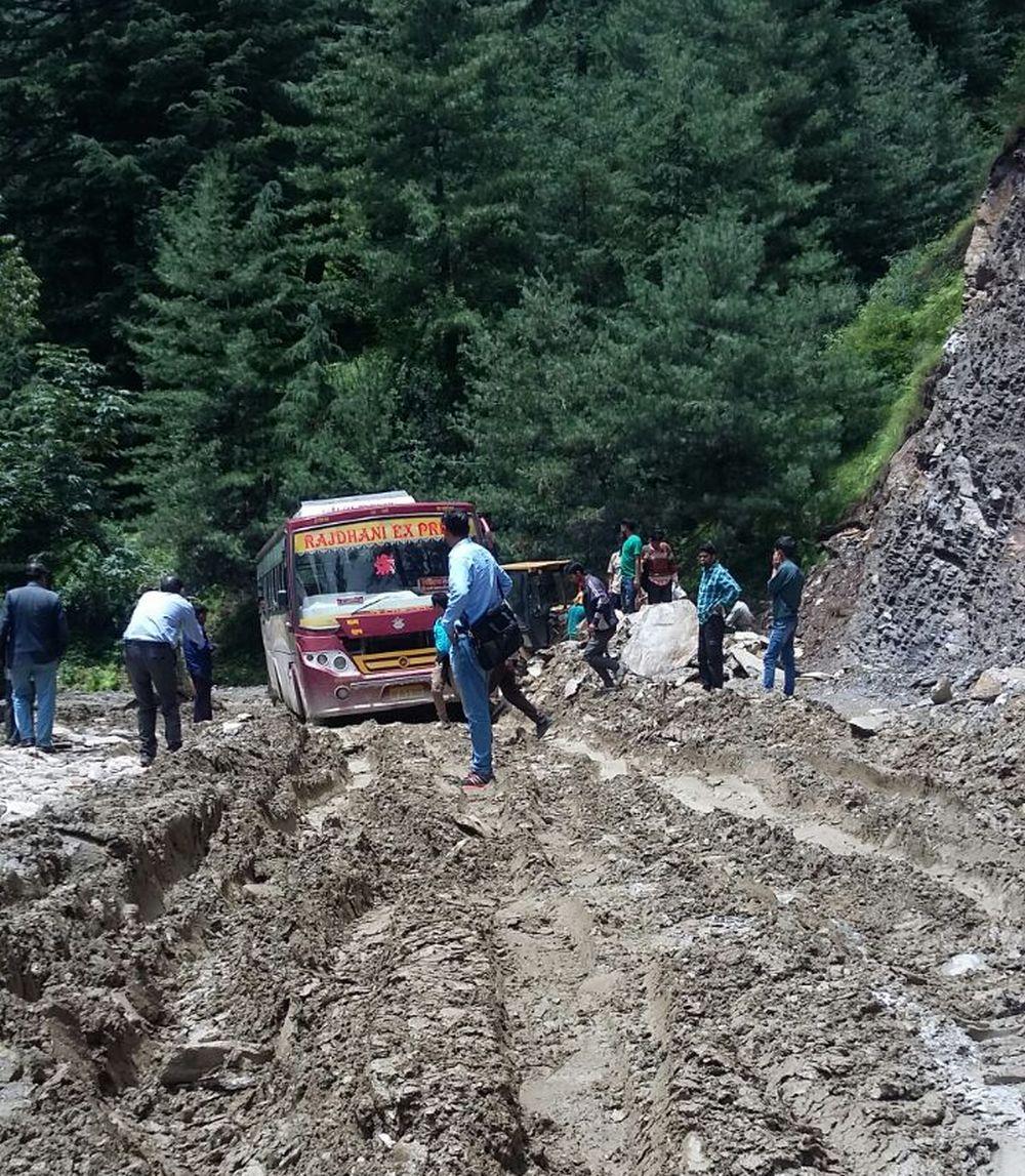 Kotkhai Road