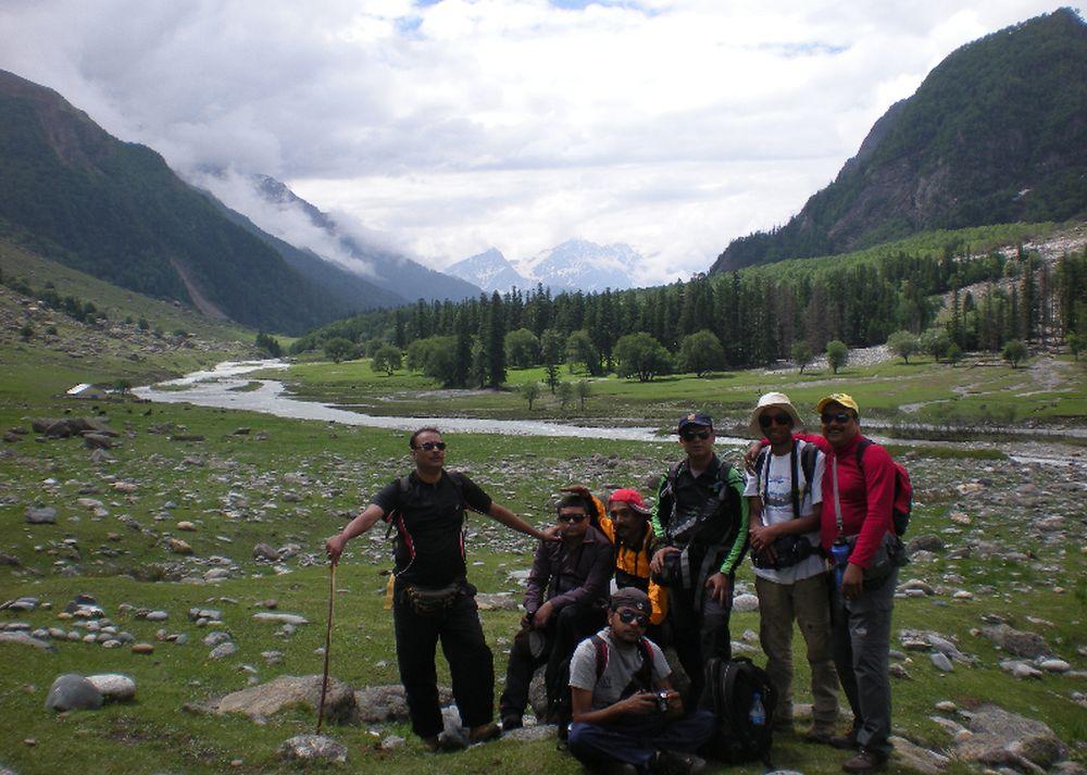 Bhaba Pass