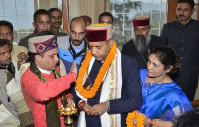 Challenges for Jairam Thakur Government in Himachla PRadesh