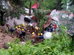 People killed in Shimla in landslide near RTO office