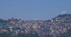 Unsafe buildings in shimla city