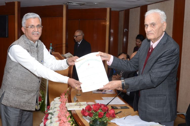 Horticulture Varsity scientist conferred with Indian Academy of Horticulture Sciences fellowship